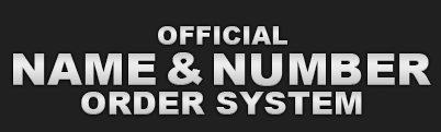 OFFICIAL NAME &NUMBER ORDER SYSTEM
